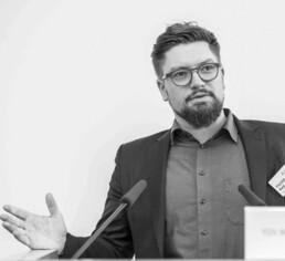 Florian Reil spreker Fire Seminar 2019